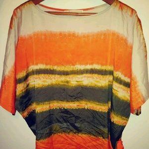 Michael Kors blouse M EUC